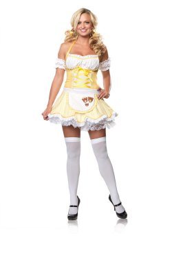 Storybook Princess - apron dress